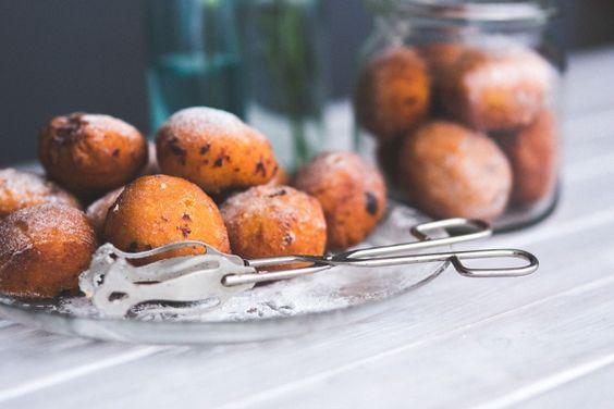 Gogoși cu lingura, ușor de preparat, fără aluat frământat | Retete | chefilacutite.a1.ro