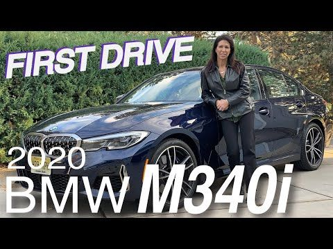 2020 Bmw M340i Xdrive Sedan Expert Car Review Youtube Bmw Sedan Car Review