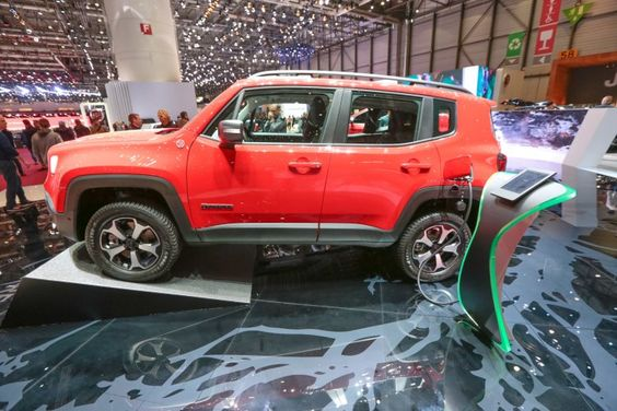 Fca Confirms Ev Launch For India Jeep Electric Suv Coming Jeep