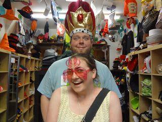 Hat Shop - Leavenworth, WA