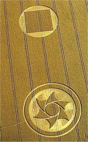 Círculos da colheita e sua mensagem