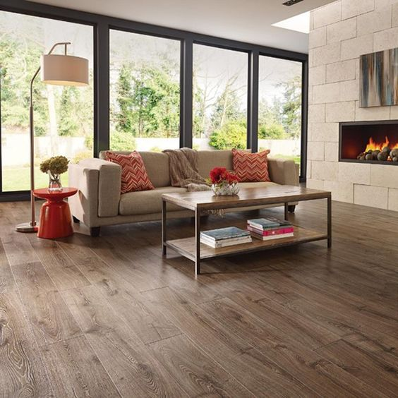 Quick step envique maison oak 12mm laminate flooring for - Laminados quick step ...
