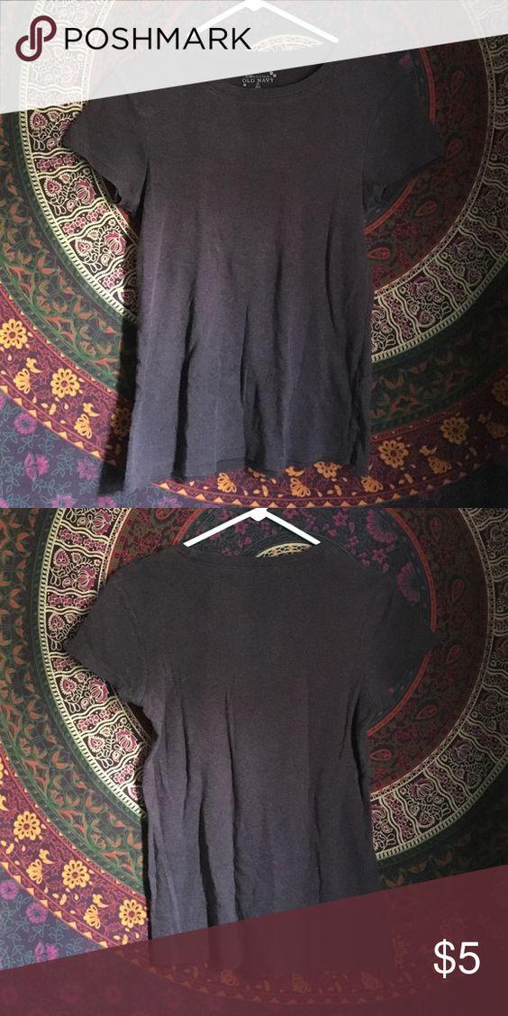 Purple T-shirt Purple Old Navy T-shirt Old Navy Tops Tees - Short Sleeve