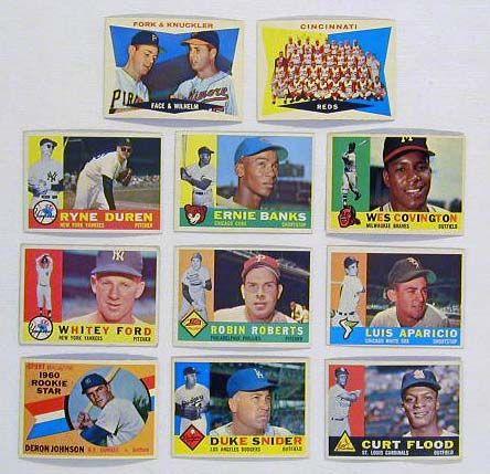 Topps Baseball Cards