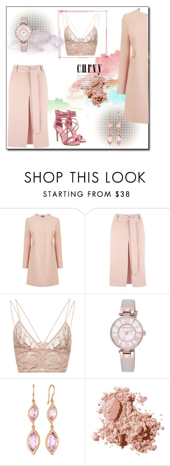 """""""Untitled #256"""" by jaima ❤ liked on Polyvore featuring Closet, Jonathan Simkhai, Anne Klein, Carelle, Bobbi Brown Cosmetics and powerlook"""