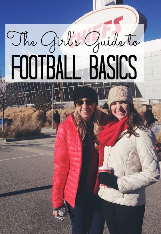 The Girl's Guide to Football Basics