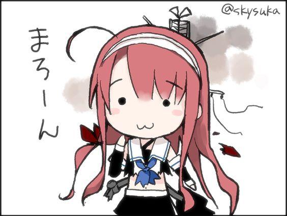 【艦これ】鹿島ちゃんに応援してもらったら無事12月を乗り越えられそうな気がする!がんばれ!がんばれ!他ネタ画像 | 艦これまとめ魂