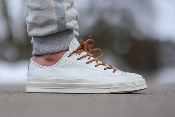 Converse All Star Chuck '70 Ox Egret/Tanby  by Converse