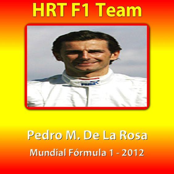 Pedro M. De La Rosa.