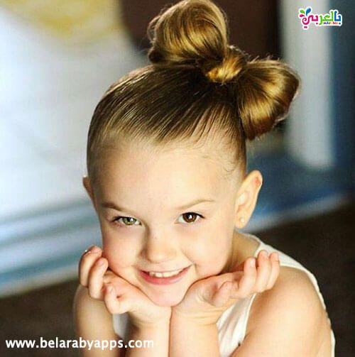 تسريحات شعر بنات جديدة للمدرسة Kids Hairstyles Short Hair Styles Cute Hairstyles For Kids