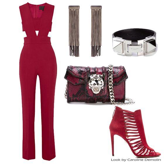 Cereja + peekaboo = arraso! Veja post completo em www.carolinedemolin.com.br. #moda #fashion #tendencias #trend #personalstylist #personalstylistbh #consultoriademoda #consultoriadeimagem #imagem #identidade #fashionblogger #looks #lookdodia #lookoftheday #estilo #style   #cushnieetochs #aquazzura #philippplein #saintlaurent #biancabertoni www.carolinedemolin.com.br