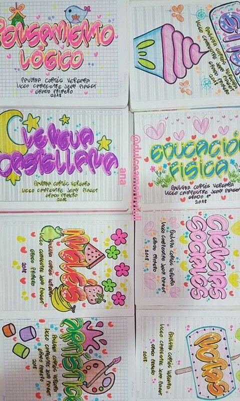 Cuadernos Marcados Marcas De Cuadernos Cuadernos De Dibujo