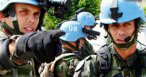 Exército Brasileiro  1º Batalhão de Ações de Comandos - Missão de Paz no Haiti.