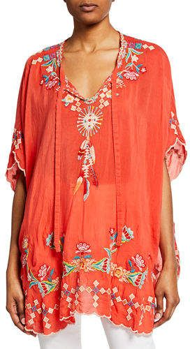 Perfect Embroidered Tunics