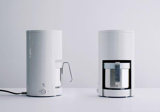 Industrial Facility > Muji - Coffee Maker - 2006