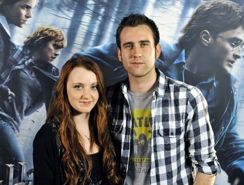 Neville Longbottom & Luna Lovegood (Harry Potter) | Cute ...
