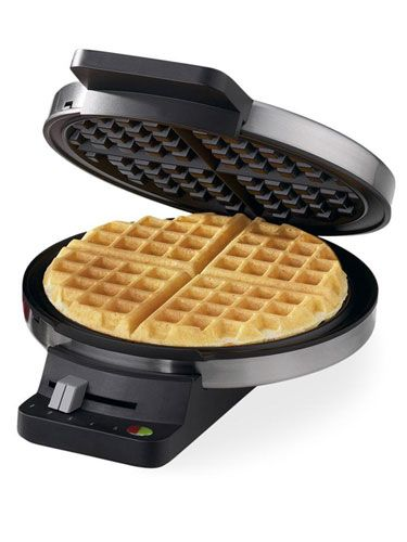 Traditional Budget Buy: Cuisinart Round Classic Waffle Maker ($40)