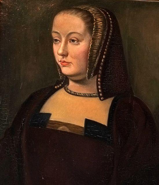 Anne de Bretagne (1477-1514) - Château de Loches    Duchesse de Bretagne et deux fois reine de France, la première fois (1491-1498) en épousant Charles VIII, la seconde (1499-1514) par son remariage avec Louis XII.
