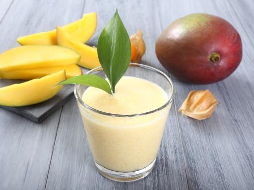 Smoothie mangue - Recette de cuisine Marmiton : une recette
