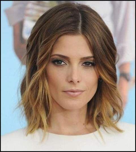 5 Partei Frisuren Fur Mittellang Haar Haarideen Pinterest Einfache Frisuren Medium Hair Styles Hair Waves Medium Length Hair Styles