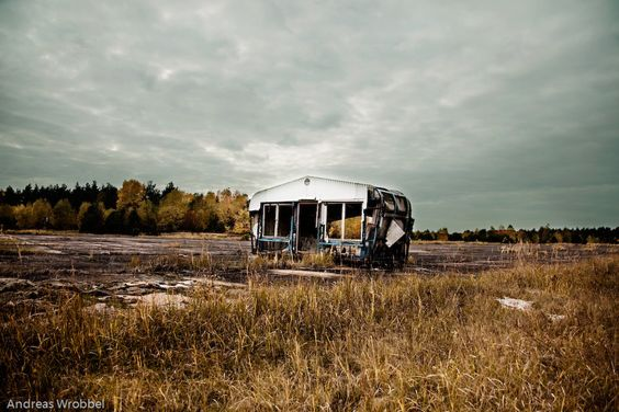 8 verlassene Orte in Brandenburg, die Du wunderschön finden wirst
