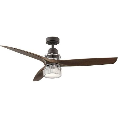 Google Express Kichler Exclusives 35157 3 Blade 54 In Led