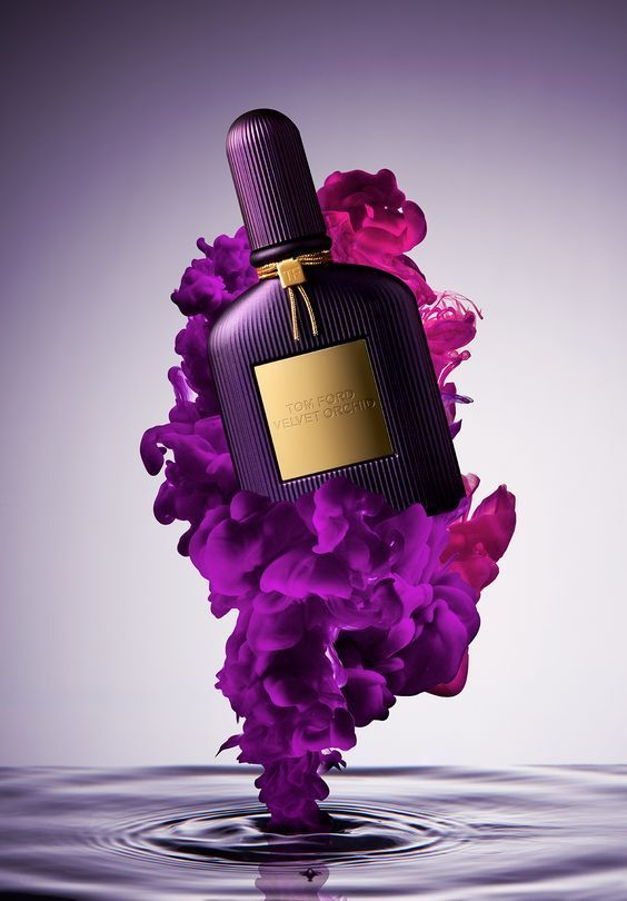 Black Orchid By Tom Ford Eau De Parfum Cosmetics Photography Perfume Design Perfume Photography