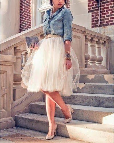 Trend Alert: Faldas Tutú | En mis zapatos