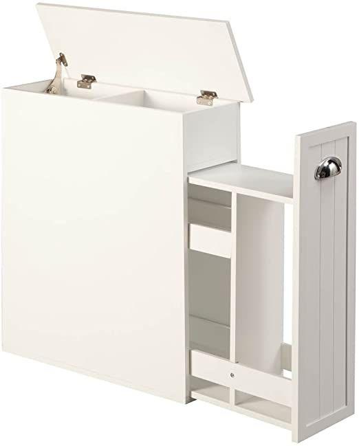 Slim Bathroom Storage Cabinet, Slim Storage Cabinet