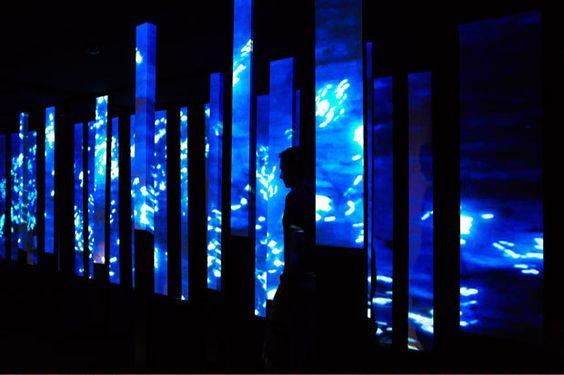 7 espaces lumière de Yann Kersalé - Light ZOOM Lumière
