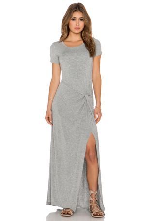 Bailey 44 Vita Difficile Dress in Heather Grey