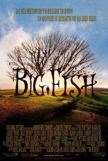 Big Fish, Tim Burton's best. Porque sonhar não é deixar de viver...