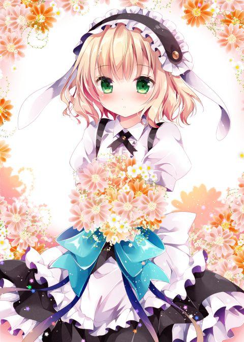 Cute! Cute! Cute! Is the Order a Rabbit? - pixiv Spotlight