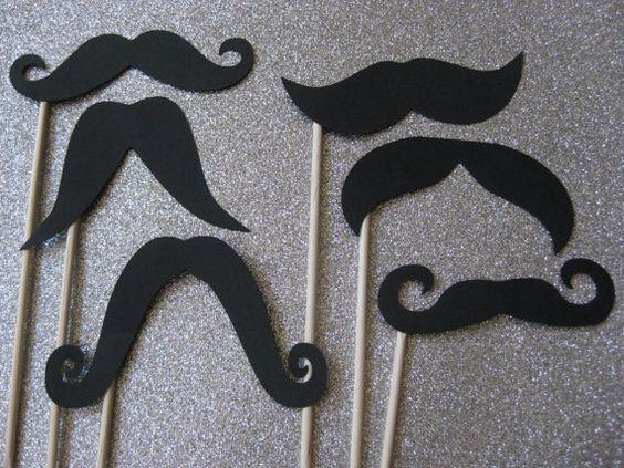 Mustache Props :)