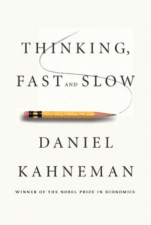 "Thinking, Fast and Slow by Daniel Kahneman. A Nobel Prize-winning psychologist draws on years of research to introduce his ""machinery of the mind"" model on human decision making to reveal the faults and capabilities of intuitive versus logical thinking, providing insights into such topics as optimism, the unpredictability of happiness and the psychological pitfalls of risk-taking."