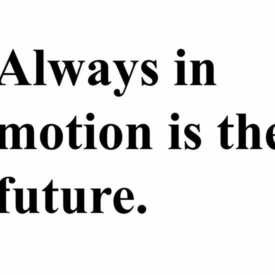 Always In Motion Is The Future Star Wars Quotes Jedi Space