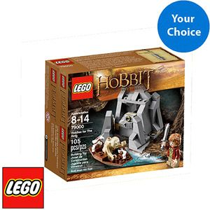 LEGO Hobbit and Lord of the Rings Play Set Collection - Your Pick from $9.24