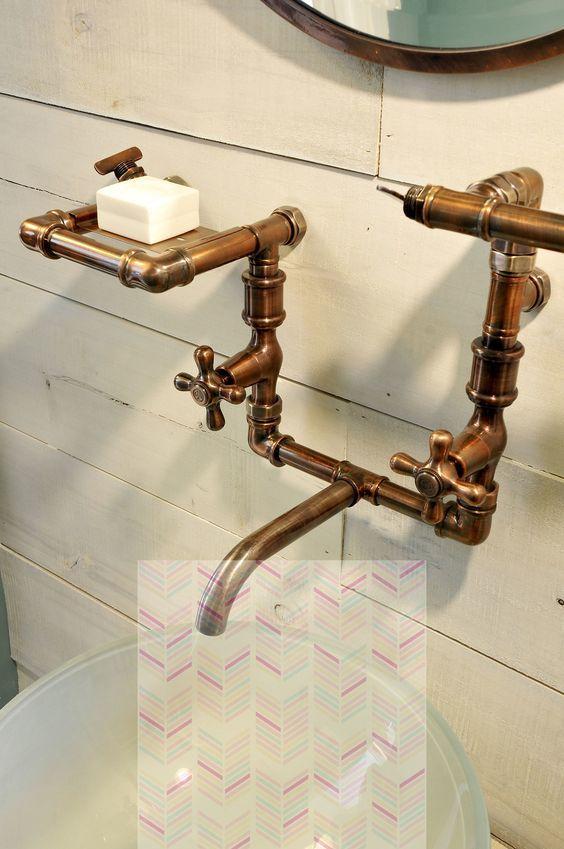 25 Amazing Steampunk Bathroom Ideas Steampunk Bathroom Bathroom