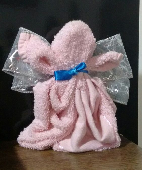 Anjo de toalha
