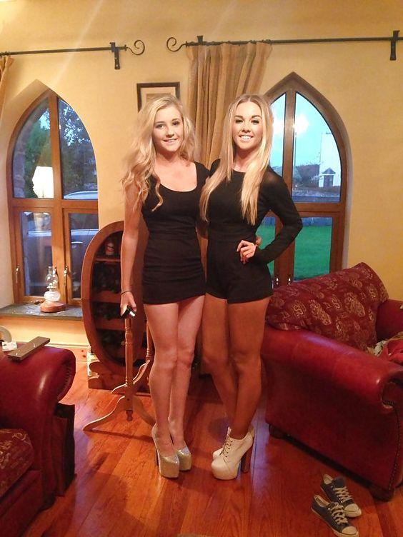 sexy slutty chav girls