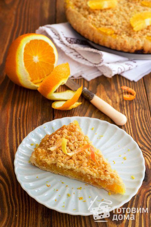 Постный апельсиновый пирог | Рецепт в 2020 г. | Рецепты ...