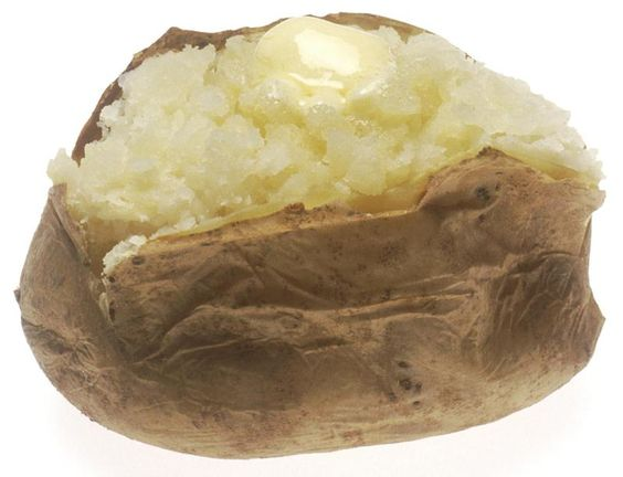 How to make the PERFECT baked potato in the microwave!