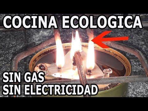 Como Cocinar Sin Gas Sin Electricidad Cocina Ecologica De Aceite Reciclado Youtube Como Cocinar Electricidad Reciclado