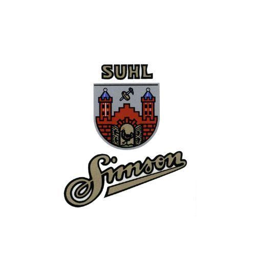 Abziehbild Simson SR1 & 2 Originalgröße, Neufertigung | Sausewind Shop
