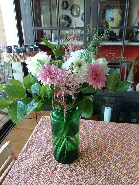 Bouquet de Célestine -  novembre