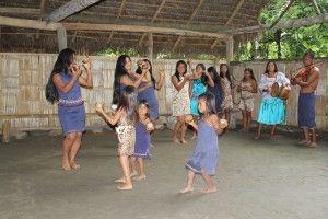 Quand amour rime avec préservation - bienvenue chez les Quichuas d'Amazonie !