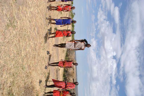Saltos Massai