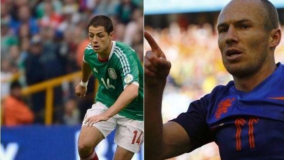 Holanda vs Mexico en vivo, aqui pueden ver el partido con reproductor de video, canales que pasan el encuentro minuto a minuto y sitios que emiten