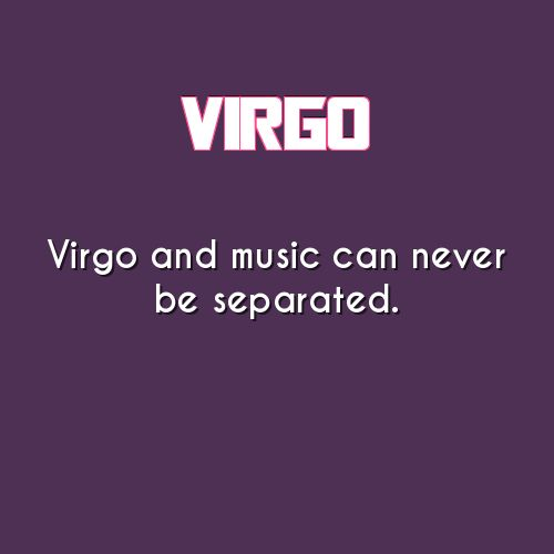 virgo daily astrology fact: