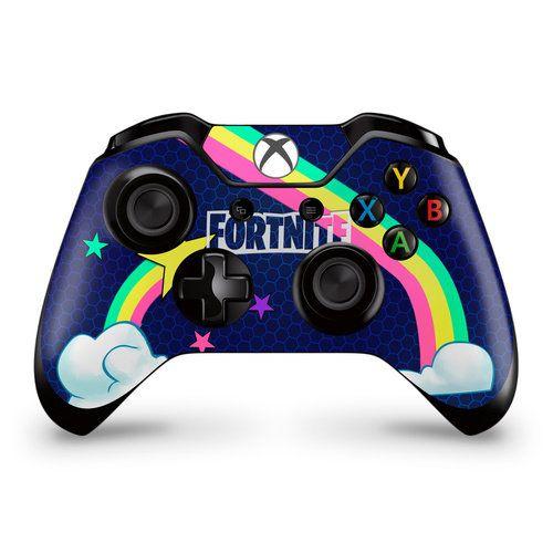 Rainbow Rider Xbox One Controller Skin Fortnite Fan Art